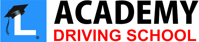 Academy Driving School Logo long